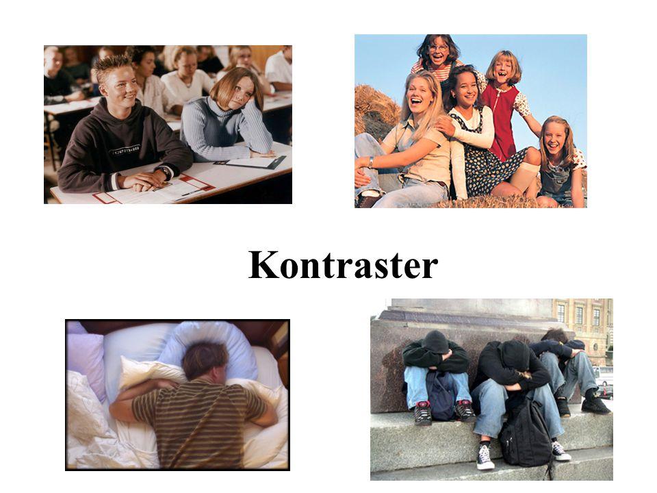 Kontraster