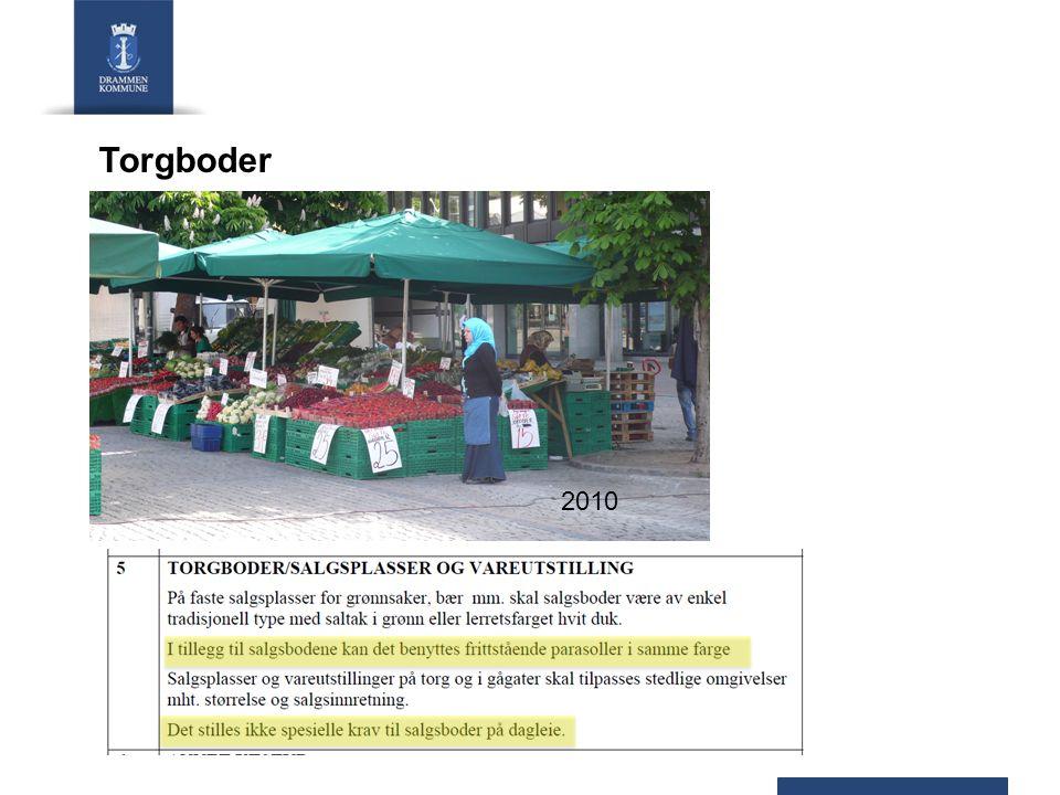 Torgboder 2010