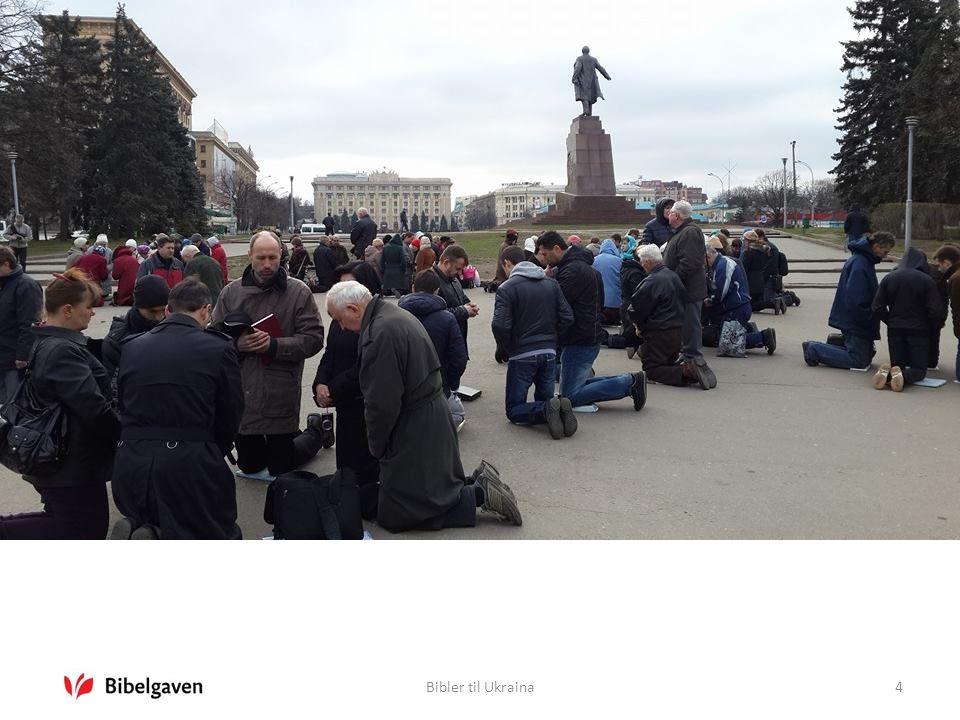 Bibelinspirasjon fra Ukraina og Sentral-Asia5