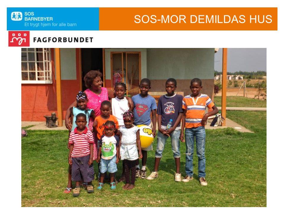 SOS-MOR DEMILDAS HUS