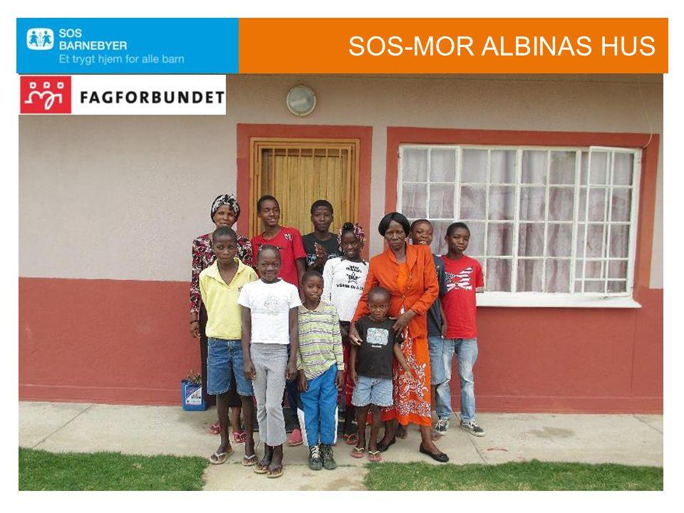 SOS-MOR ALBINAS HUS