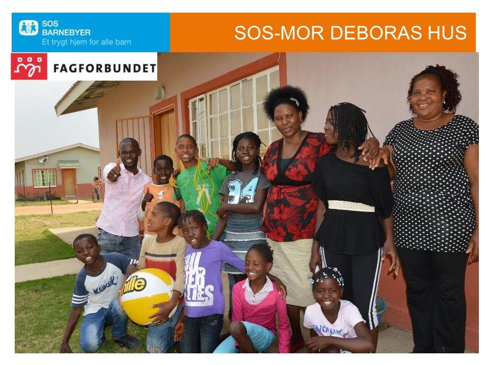 SOS-MOR DEBORAS HUS