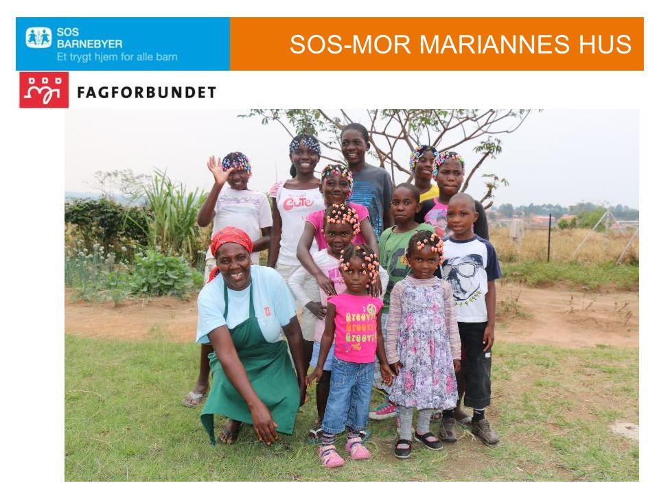 SOS-MOR MARIANNES HUS