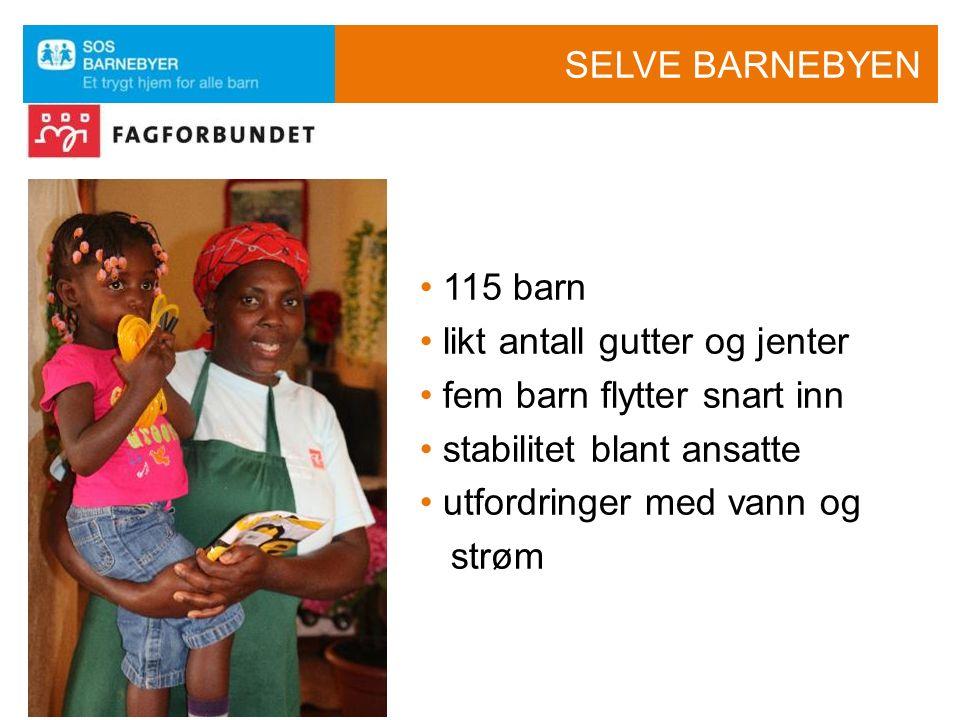 DET SKJER UTVIKLING Jenta med badeballen i 2010 Og i september 2014