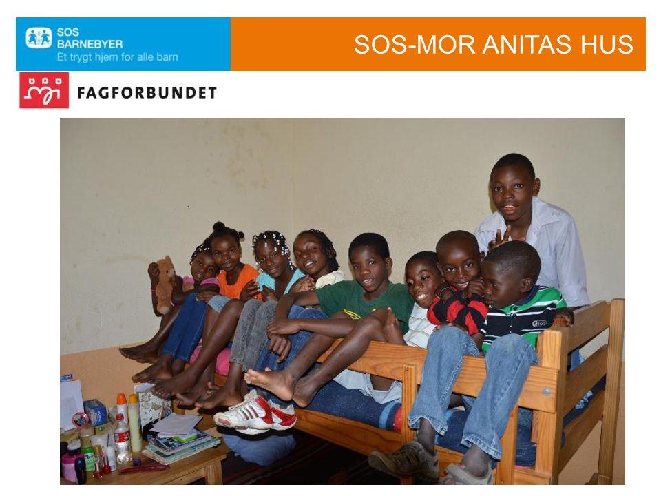 SOS-MOR ANITAS HUS