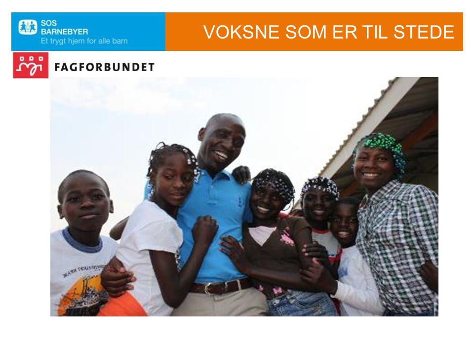 FORNØYDE SOS-MØDRE
