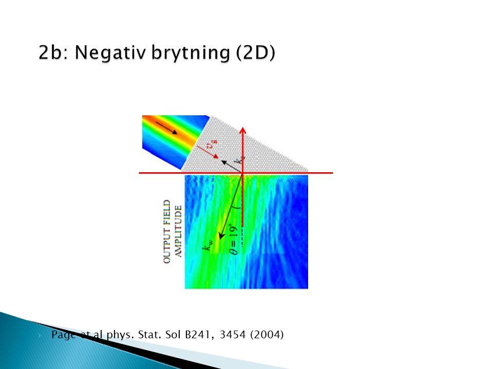  Page et al phys. Stat. Sol B241, 3454 (2004)