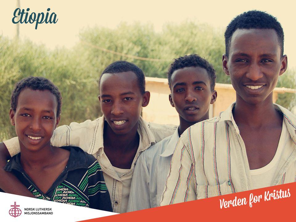 Norsk Luthersk Misjonssamband (NLM) startet arbeidet i Etiopia i 1948.