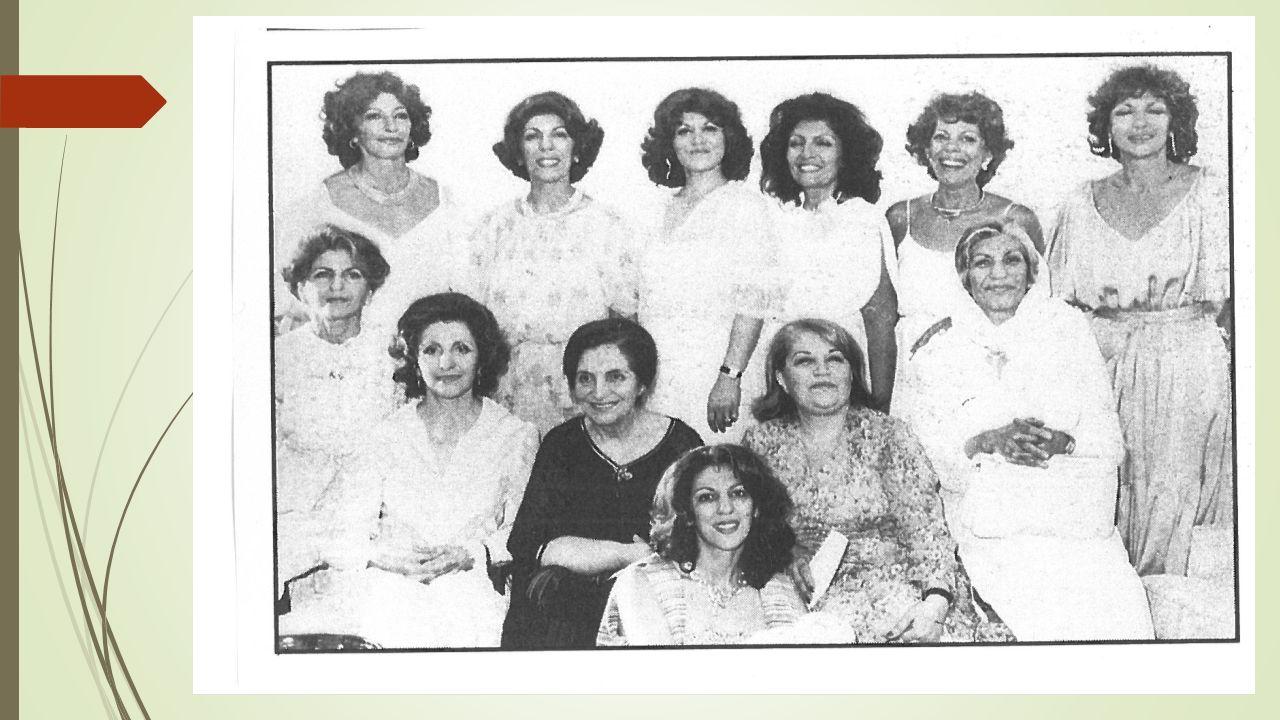 Teheran School of Social Work  1958 - 2 årig diplom  30 studentar – middelklasse kvinner frå Nord- Teheran/arbeidarklasse menn frå Sør-Teheran  Feltarbeid og prosjekt frå fyrste semester  20 studentar  1962 – 4 årig bachelor – 80 studentar  1964 – 200 studentar  1970 – master   800 studentar  1978 – over 5000 søkjarar  1000 studentar