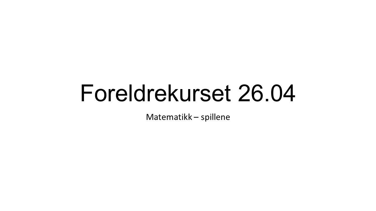 Nettsteder: http://nettsteder.regjeringen.no/fremtidensskole/ www.matematikksenteret.no www.matematikk.org