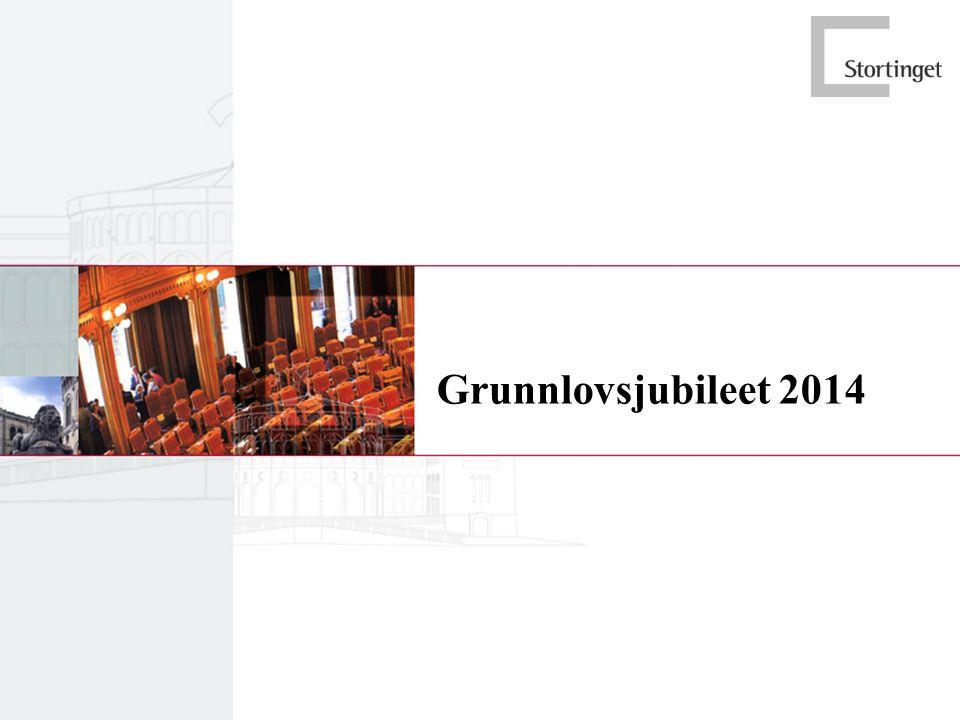 Grunnlovsjubileet 2014