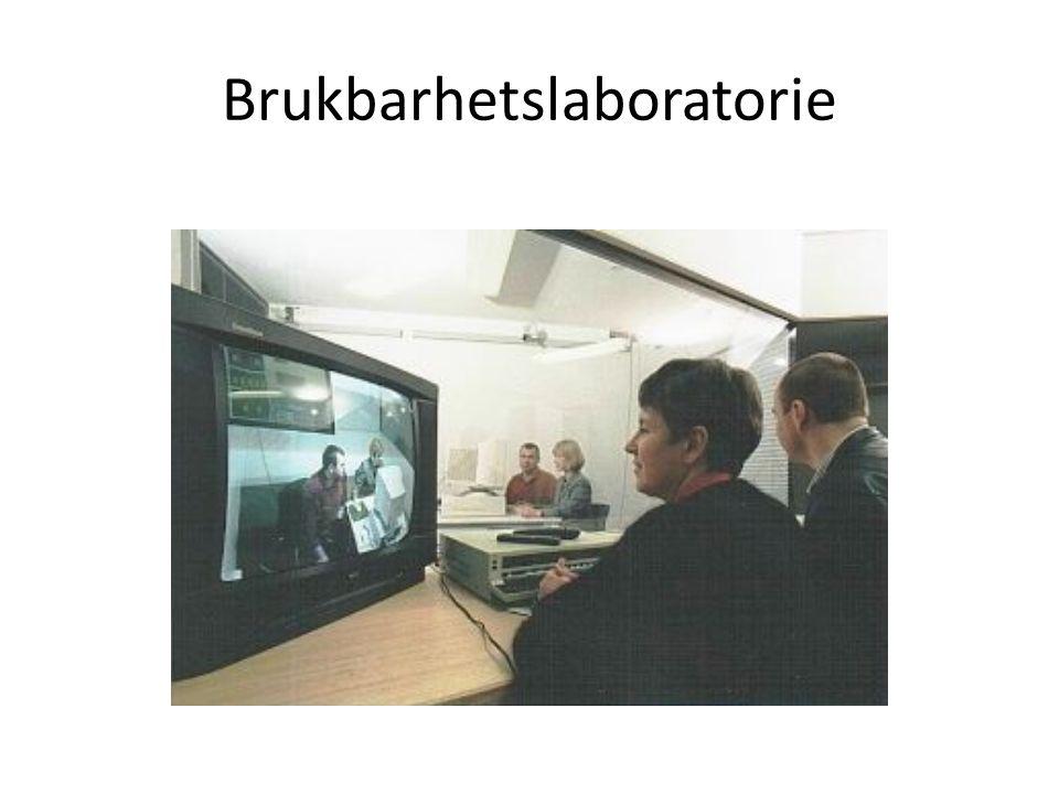 Mobilt laboratorium