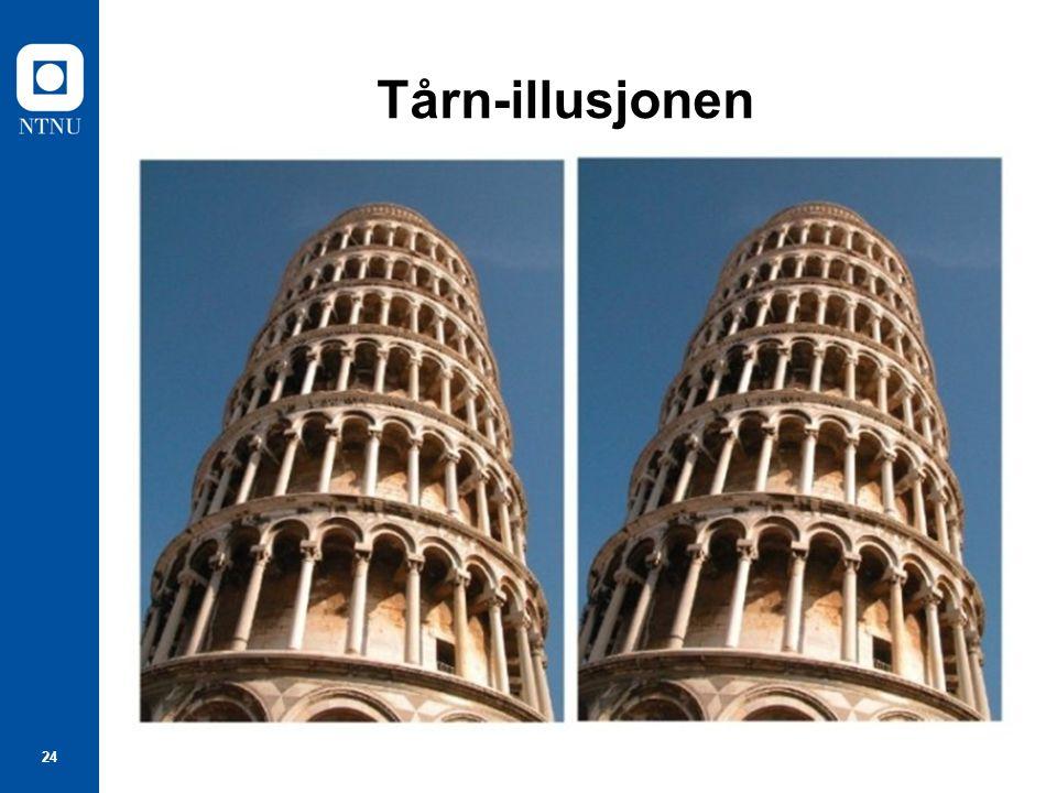 24 Tårn-illusjonen