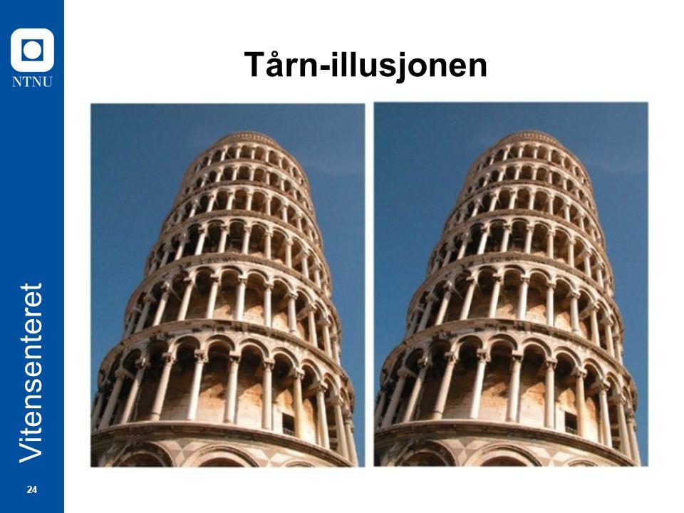 24 Vitensenteret Tårn-illusjonen
