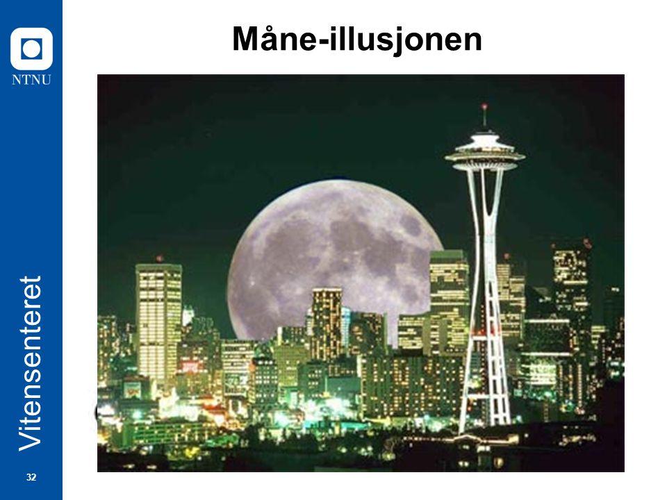 32 Vitensenteret Måne-illusjonen