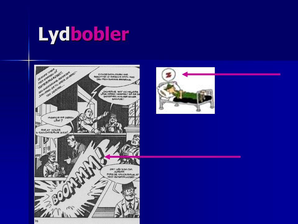 Lydbobler