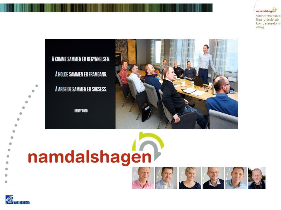 Namdalshagen AS er et innovasjon og utviklingsselskap for Namdalen.