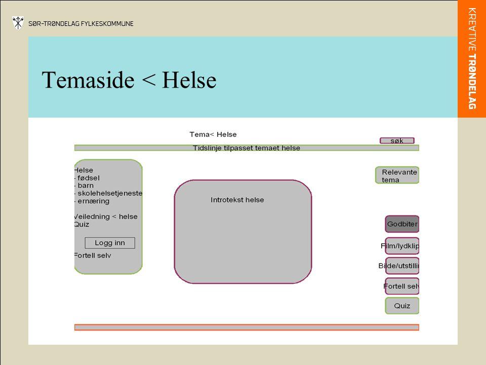 Temaside < Helse