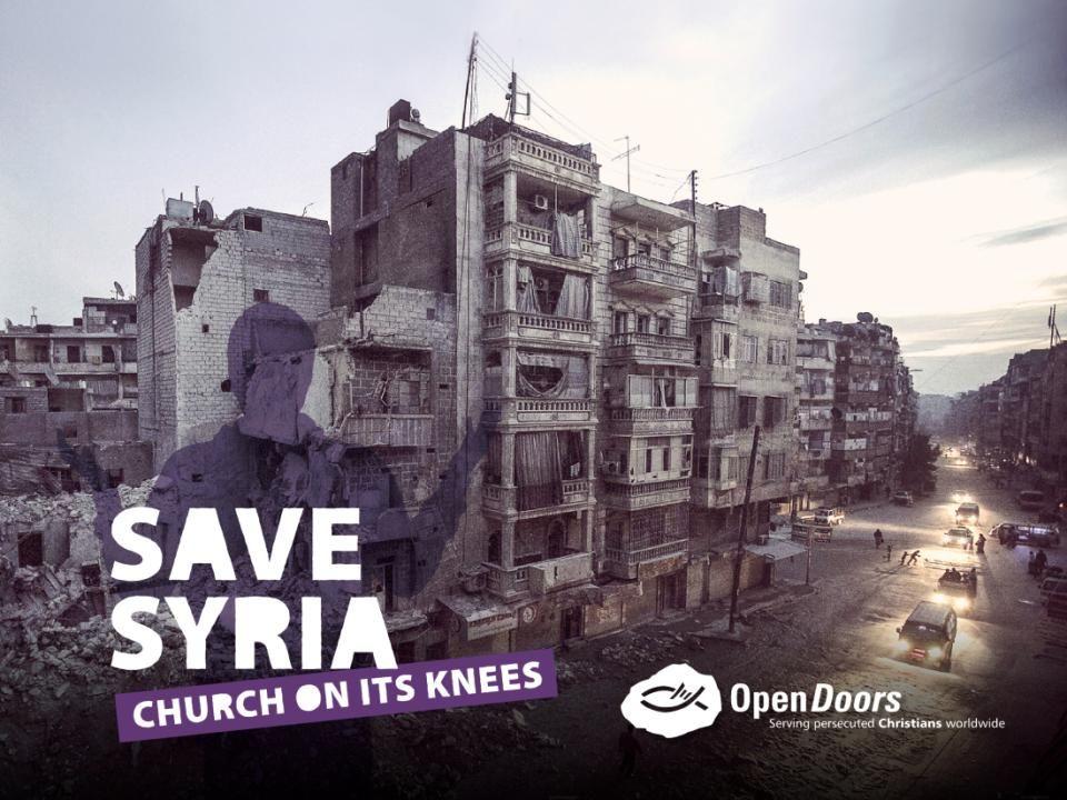 I 2000 år har kirken vært til stede i Syria.