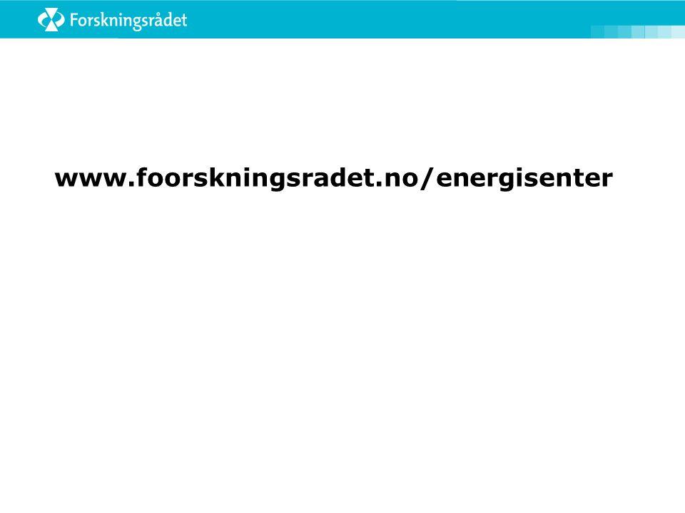 www.foorskningsradet.no/energisenter