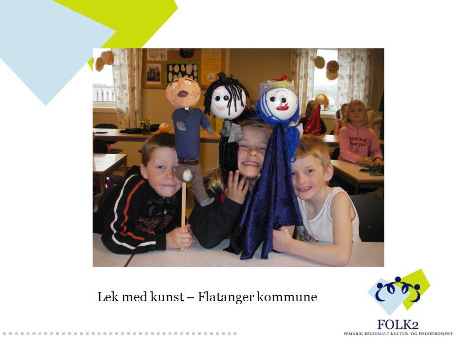 Lek med kunst – Flatanger kommune