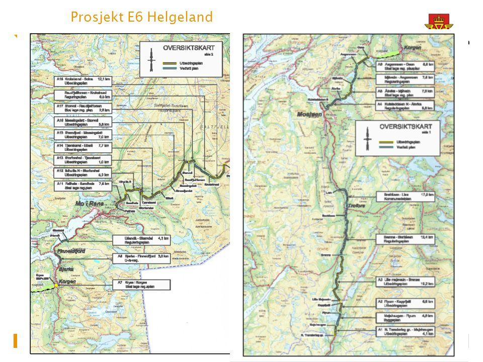 Prosjekt E6 Helgeland