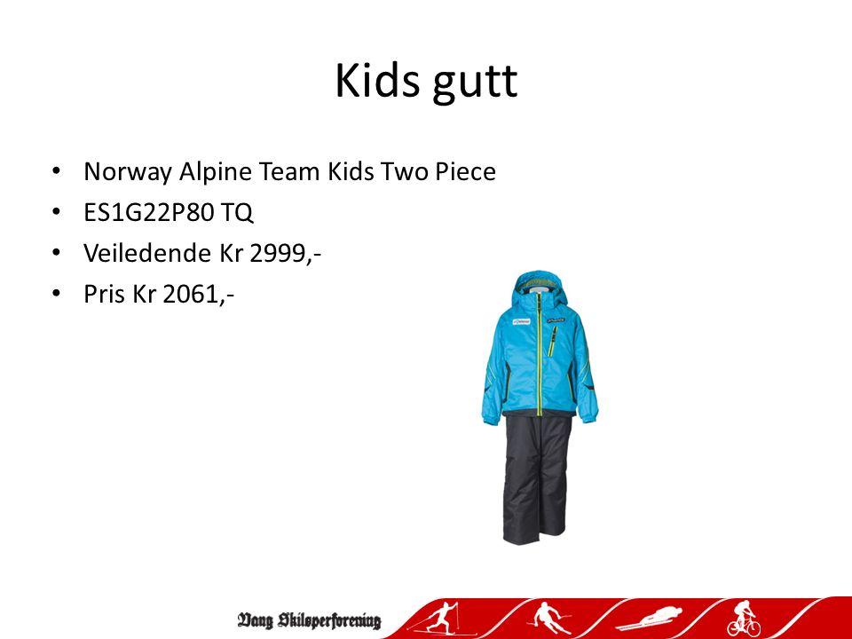 KIDS jente Smart Two Piece ES1H22P90 BKTQ Veiledende Kr 2799,- Pris Kr 1923,-