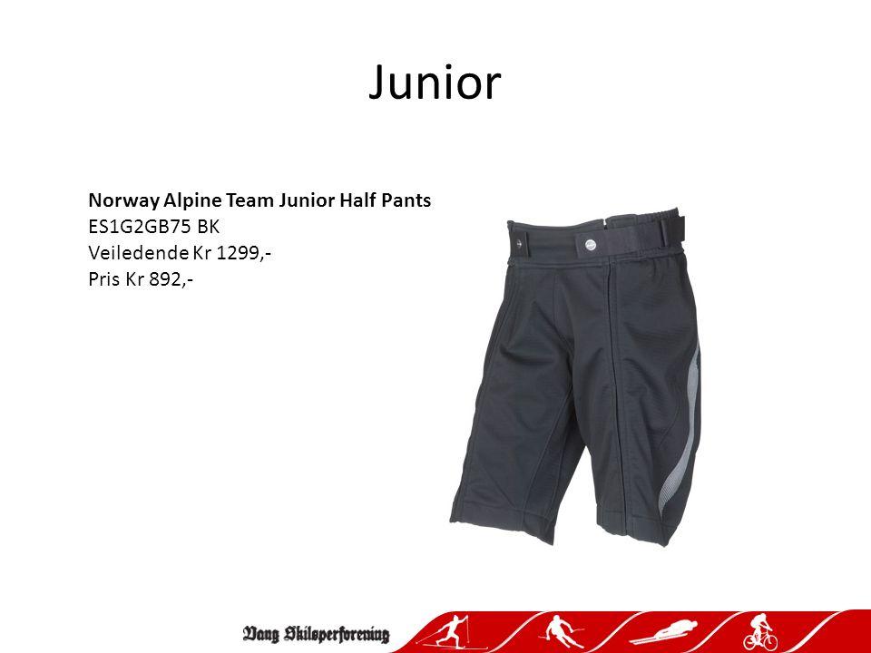 Junior Norway Alpine Team Junior GS One Piece ES1G2GS70 BK Veiledende Kr 4999,- Pris Kr 3436,-