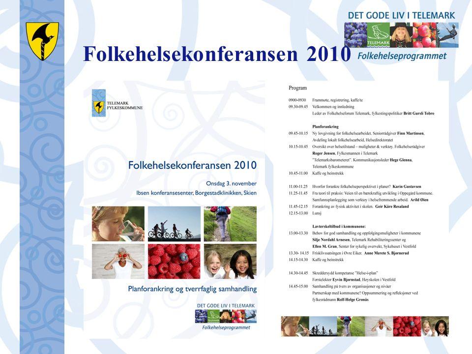 Folkehelsekonferansen 2010