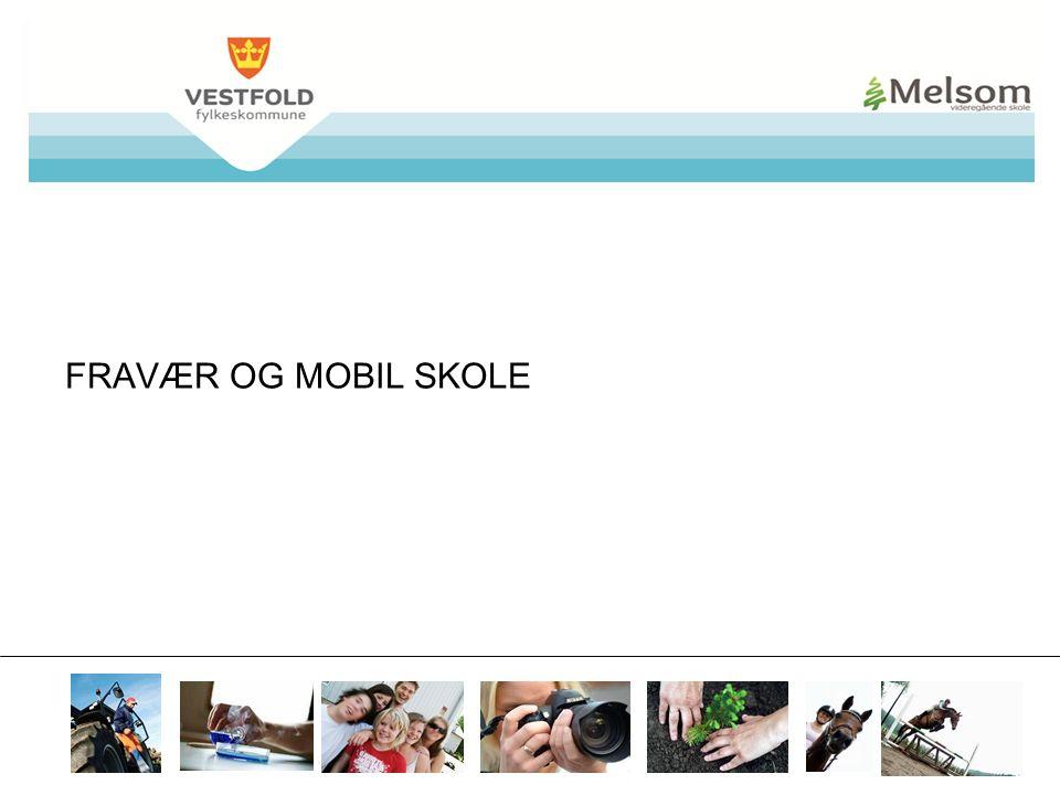 mvs.vfk.no FRAVÆR OG MOBIL SKOLE