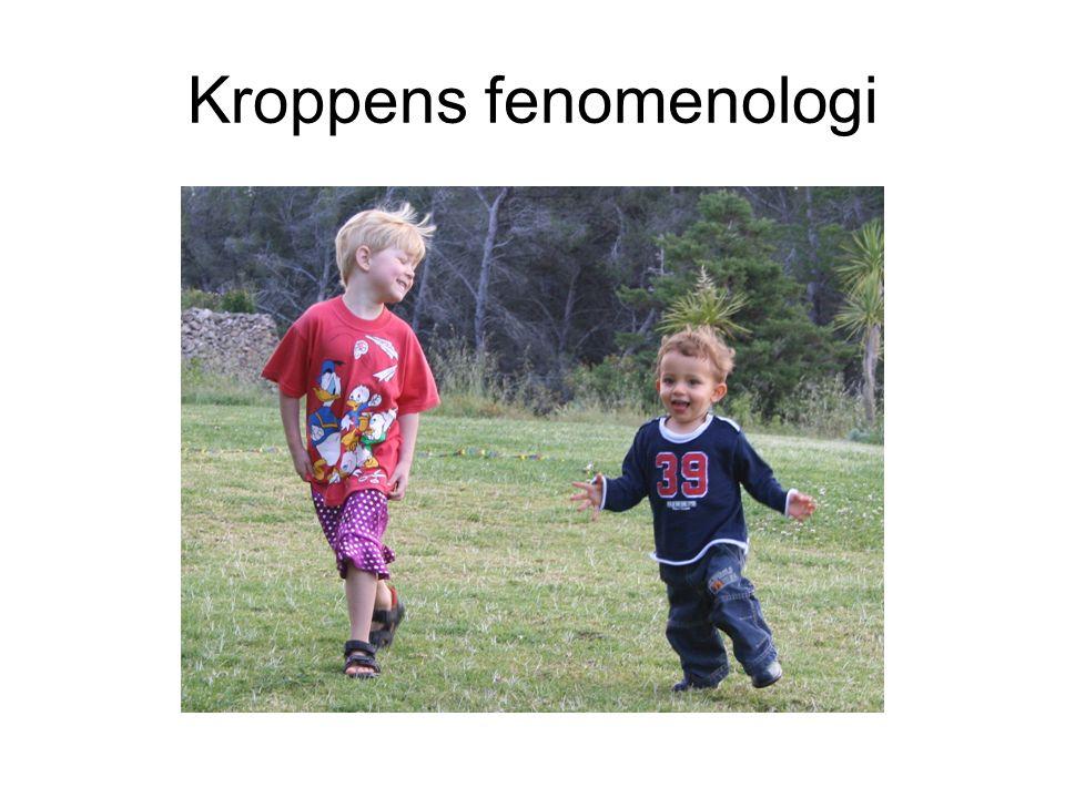 Kroppens fenomenologi