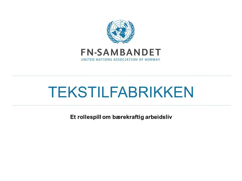 KILDER TIL MER KUNNSKAP Lær mer om ILO og bærekraftsmålene på FN.noFN.no Sammenlign Kambodsja med Norge på Globalis.noGlobalis.no