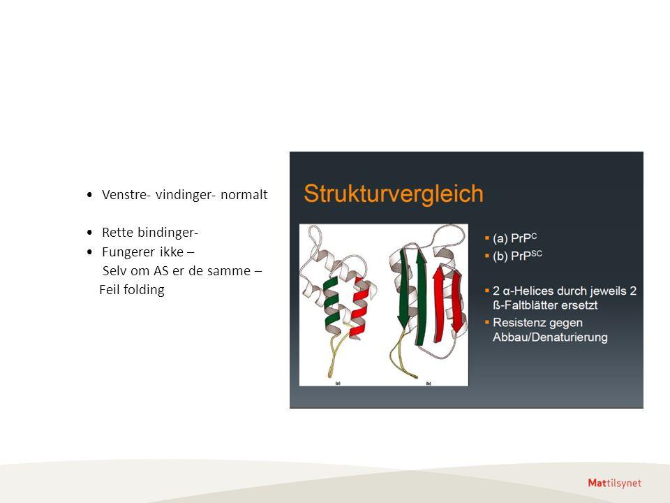 Protein lages i ribosomer- så bittes andre molekyler på.