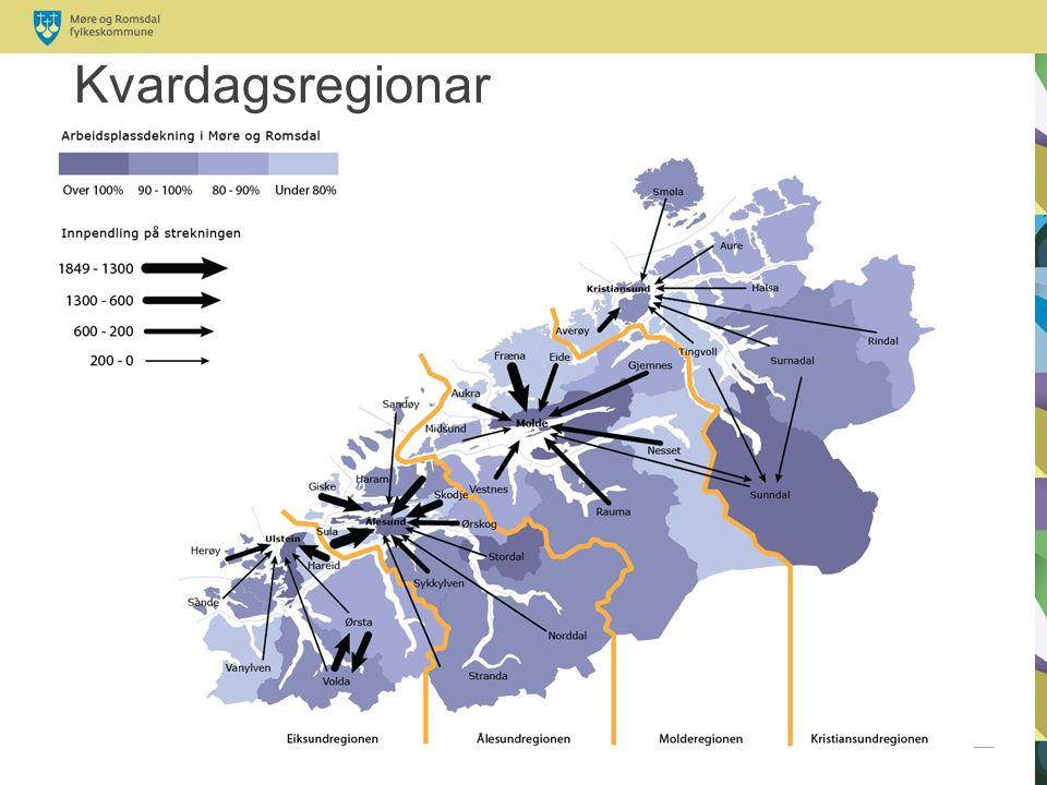 Kvardagsregionar
