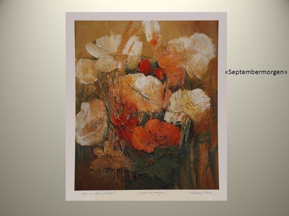 «Septembermorgen»
