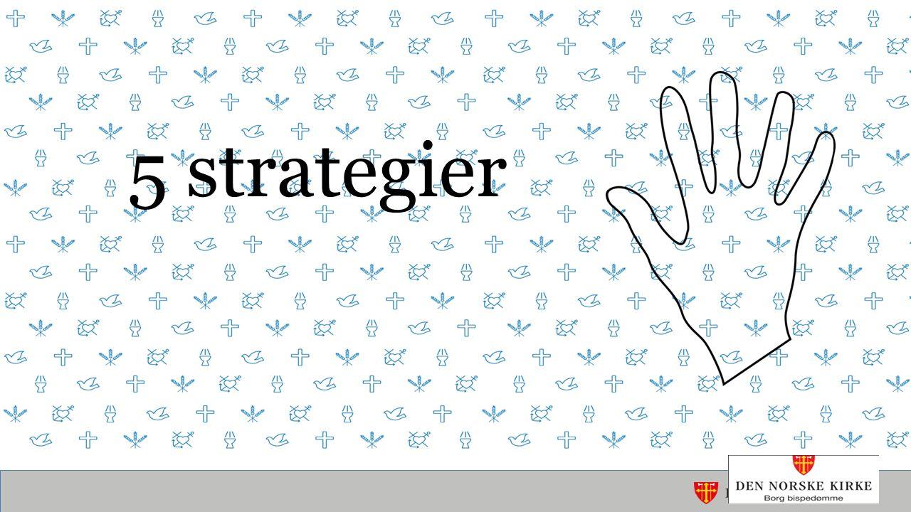 5 strategier