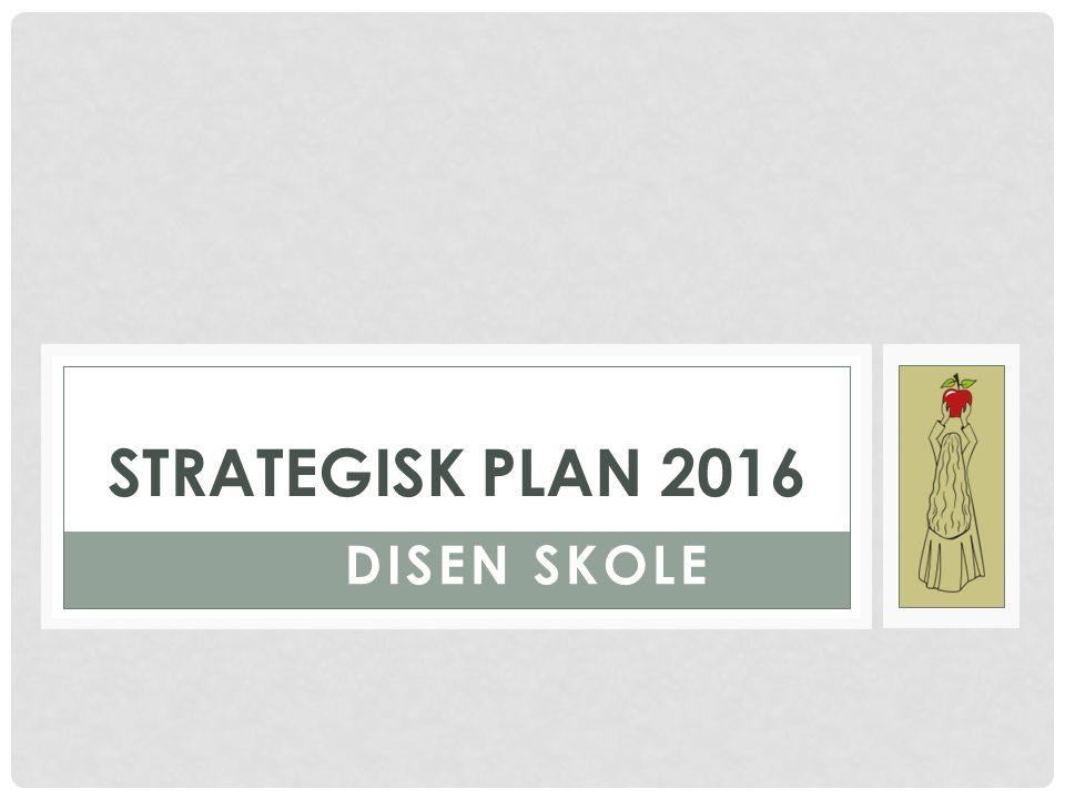INNLEDNING Strategisk plan viser våre satsingsområder for 2016.