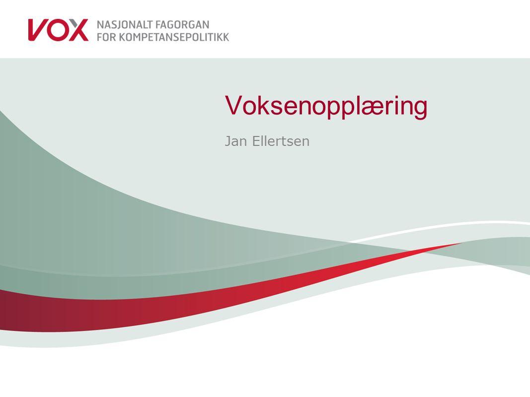 Voksenopplæring Jan Ellertsen