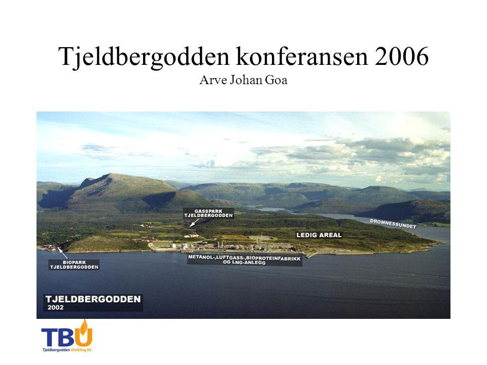 Tjeldbergodden konferansen 2006 Arve Johan Goa