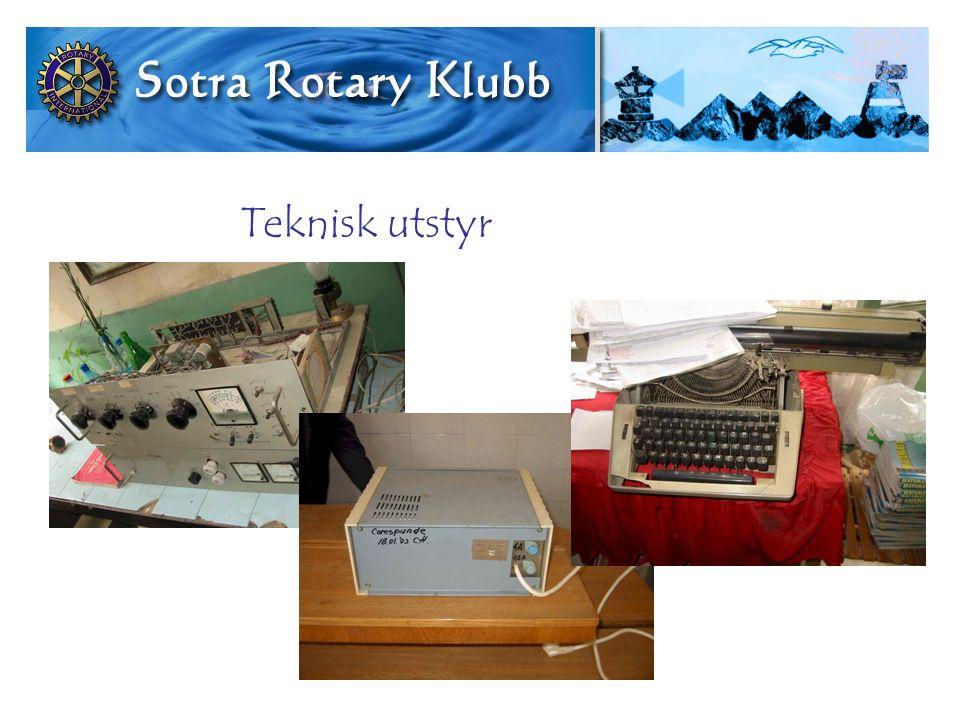 Teknisk utstyr