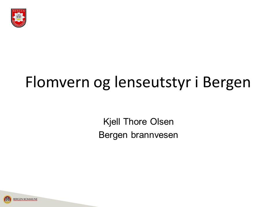 Kjell Thore Olsen Bergen brannvesen