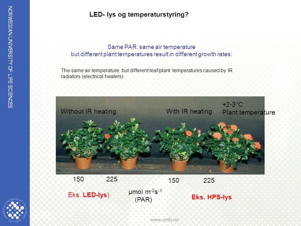 NORWEGIAN UNIVERSITY OF LIFE SCIENCES www.umb.no Environmentally friendly development 4