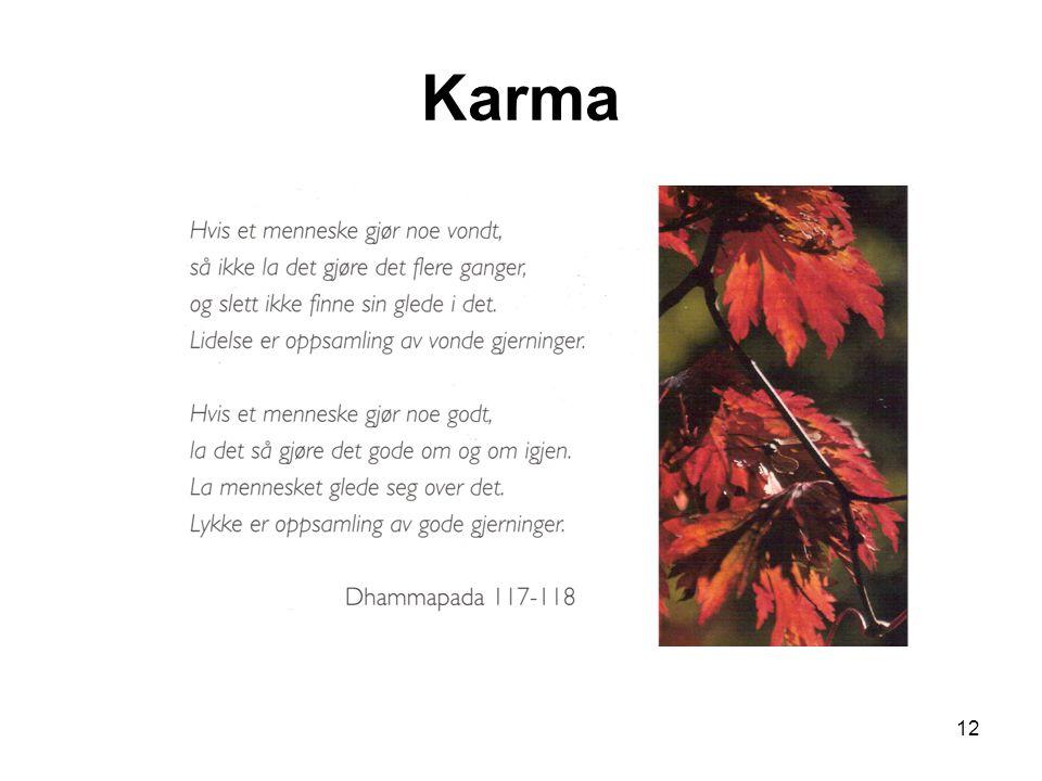 12 Karma