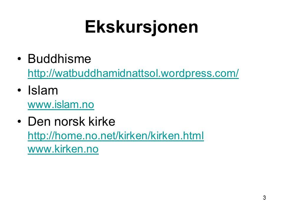 4 Buddhisme Bakgrunn – historisk (ev.