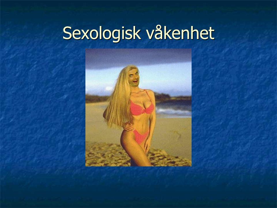 Sexologisk våkenhet