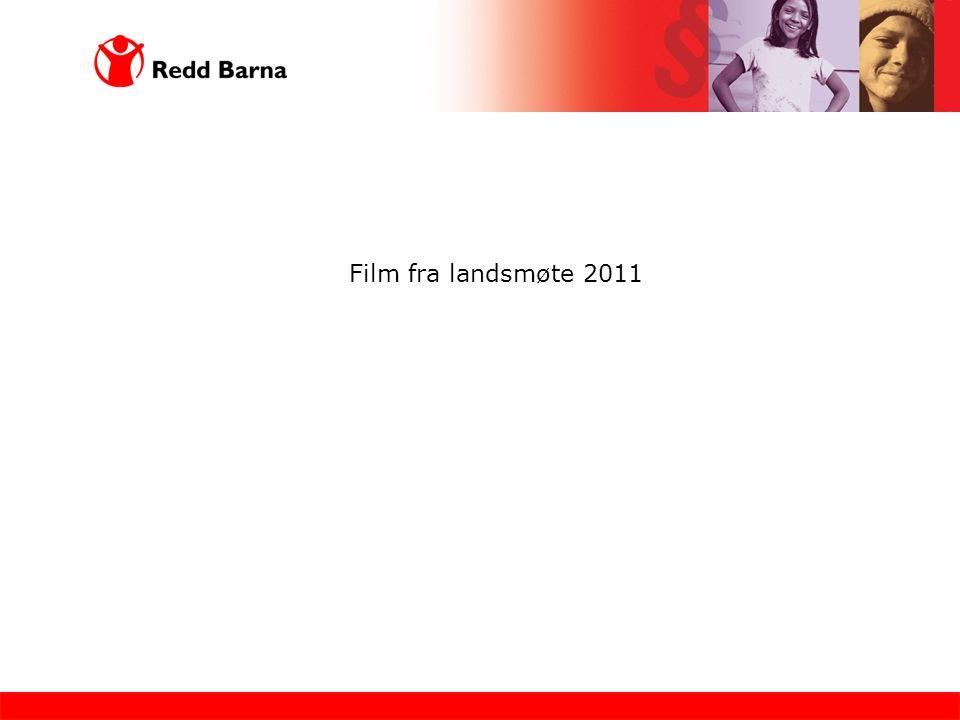 Film fra landsmøte 2011