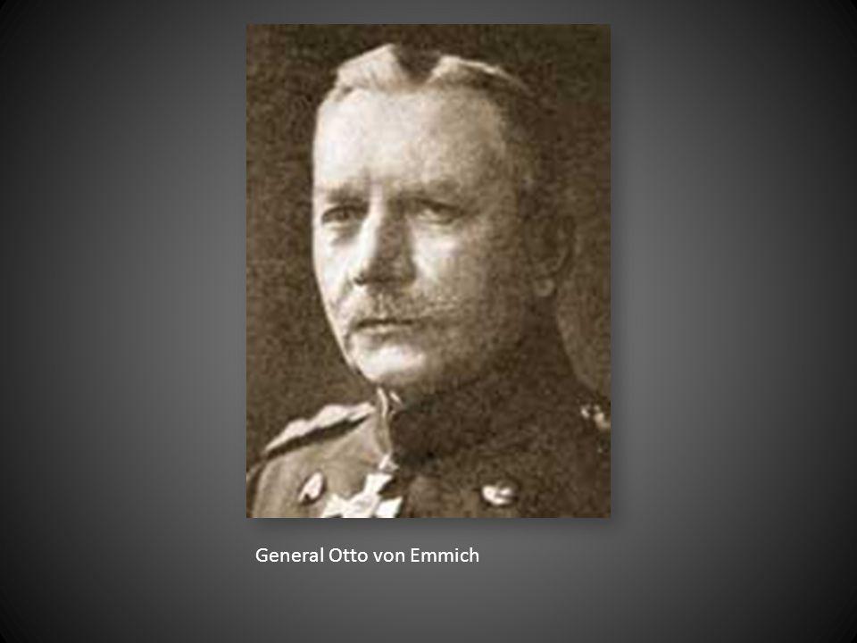 General Otto von Emmich