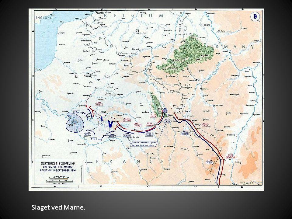 Slaget ved Marne.