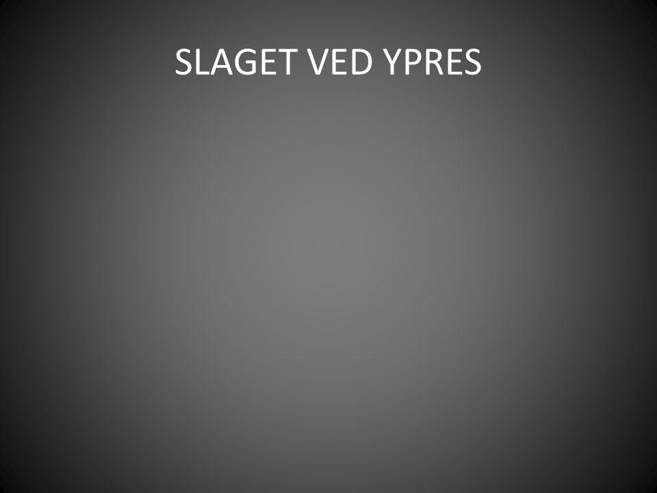 SLAGET VED YPRES