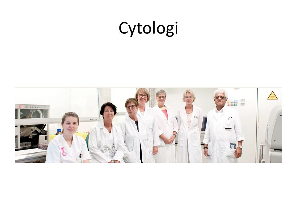 Cytologi